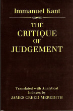 Cover of Immanuel Kant's book