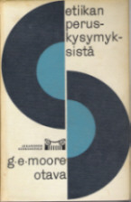 The cover of Moore's book