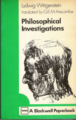 Wittgenstein's book: Philosophical Investigations