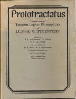 Wittgenstein's book: Prototractatus, an early version of Tractatus Logico-Philosophicus