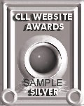 CLL Website Awards Silver